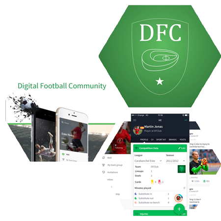 Digital Football Community.